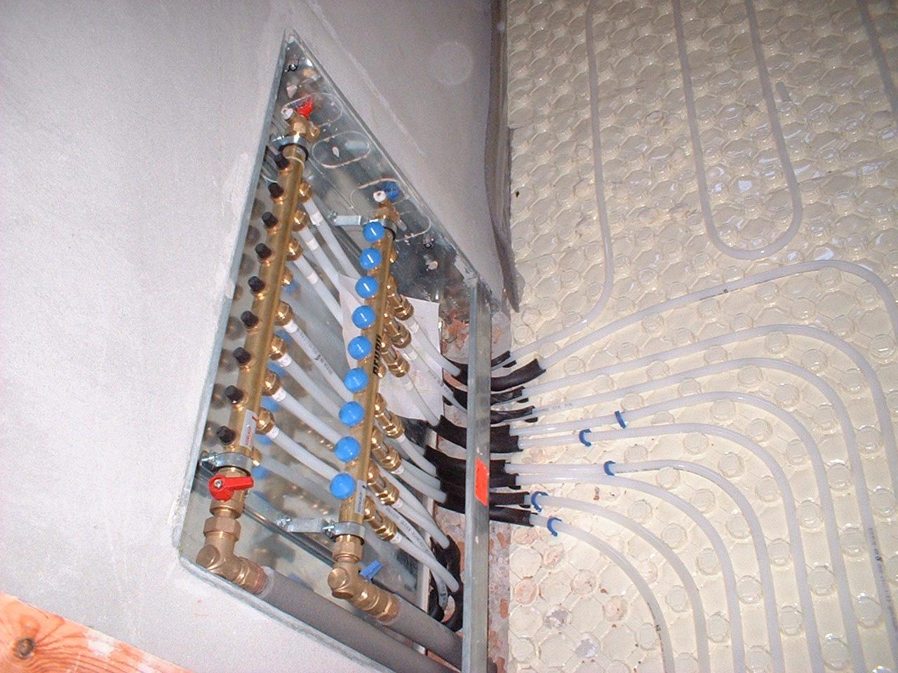 SolCan Soluciones Ambientales, S.L. - Calefacción por Suelo Radiante
